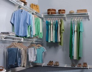 Wardrobe Cleaning with Professional Cleaners